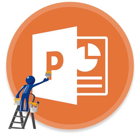 как сделать цветной текст в powerpoint