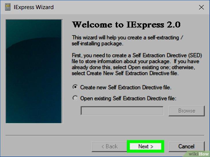 как сделать exe файл из access