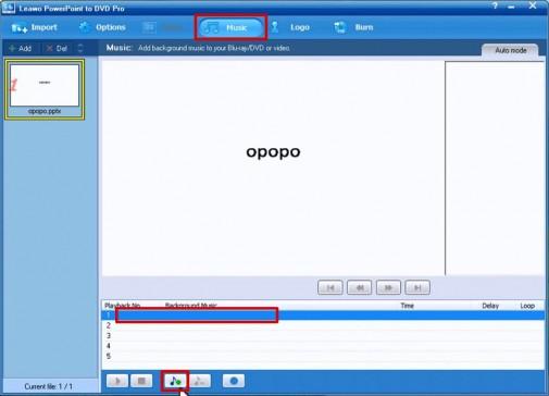 как сделать фильм в powerpoint 2010