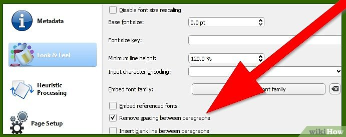 как сделать формат word в epub
