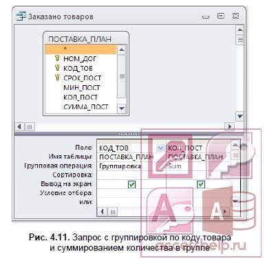 как сделать групповую операцию в access 2007