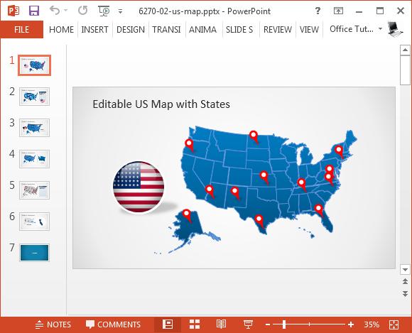 как сделать карту сайта в powerpoint