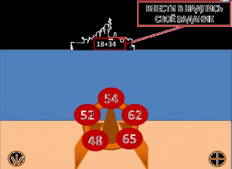 как сделать морской бой в powerpoint