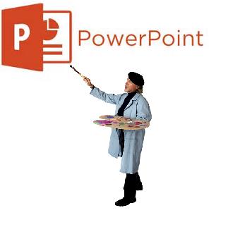 как сделать подложку слайда в powerpoint
