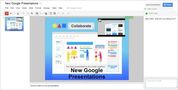 как сделать презентацию в powerpoint на планшете