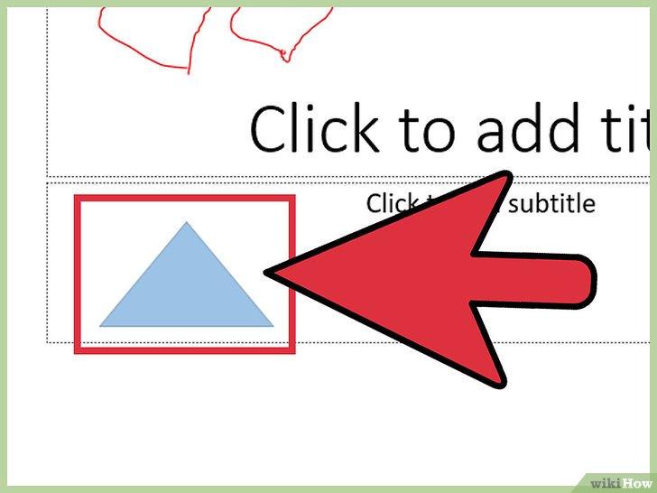 как сделать рисованную презентацию в powerpoint