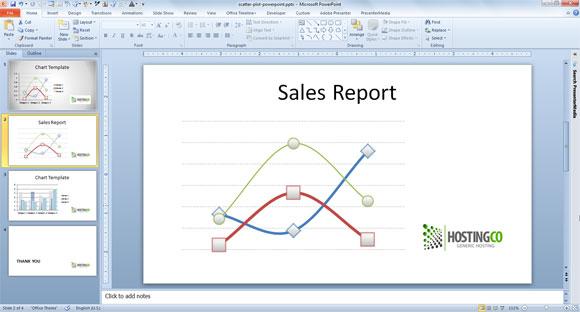 как сделать шаблон с логотипом компании в powerpoint