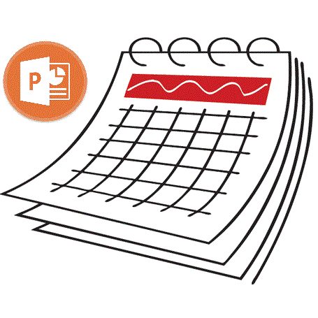 как сделать шаблон таблицы в powerpoint