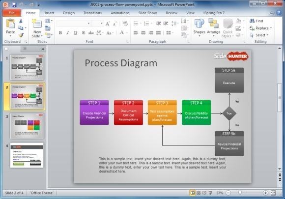 как сделать схемы в powerpoint
