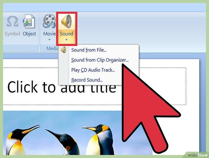 как сделать слайдшоу в powerpoint
