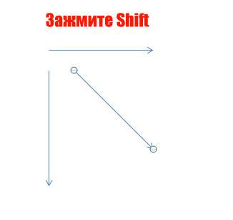 как сделать стрелочку в word