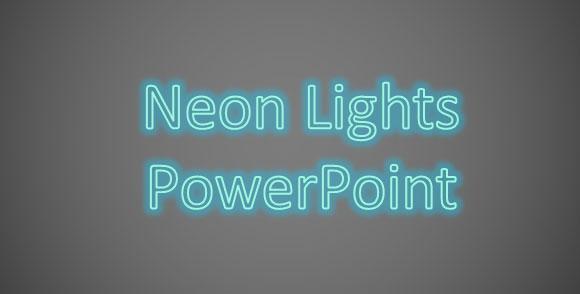 как сделать свечение в powerpoint