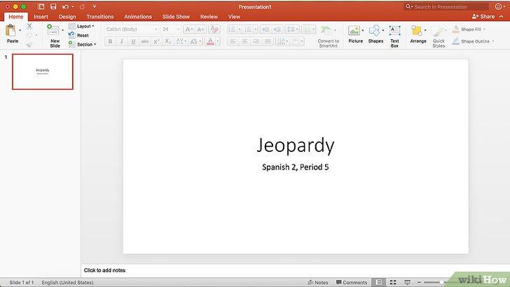 как сделать свою игру в powerpoint 2013