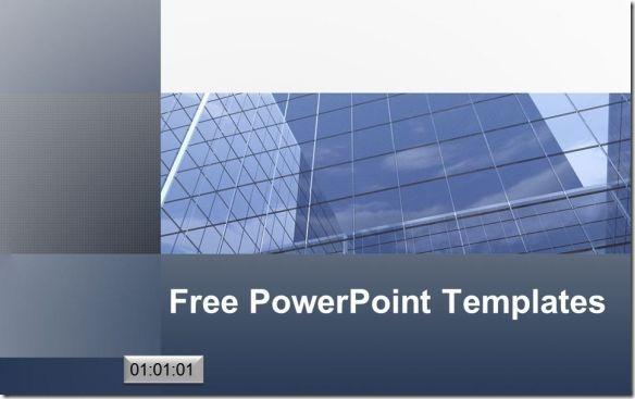 как сделать таймер в презентации powerpoint