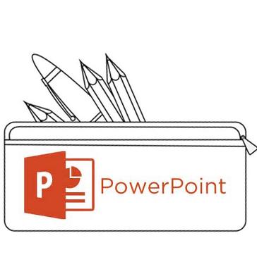 как сделать текст столбиком в powerpoint