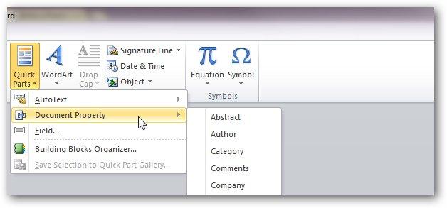 как сделать титульный лист в microsoft word 2010