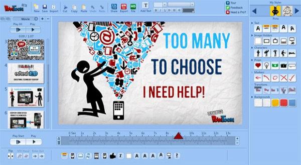 сделать презентацию онлайн powerpoint как