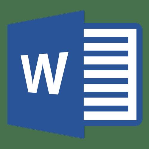 как сделать автора в word