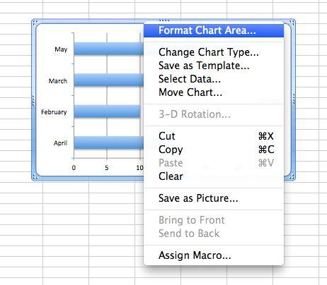 как сделать диаграмму в excel прозрачной