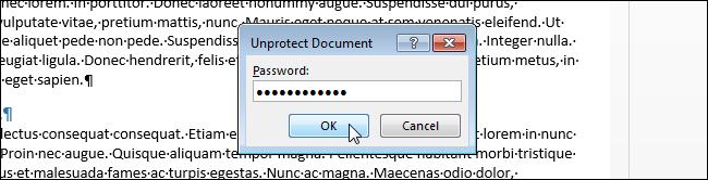 как сделать документ только для чтения word 2007