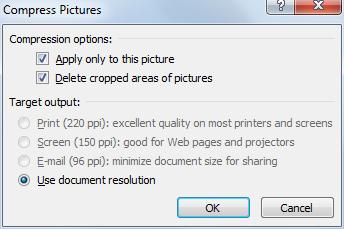 как сделать фотографии одного размера в powerpoint