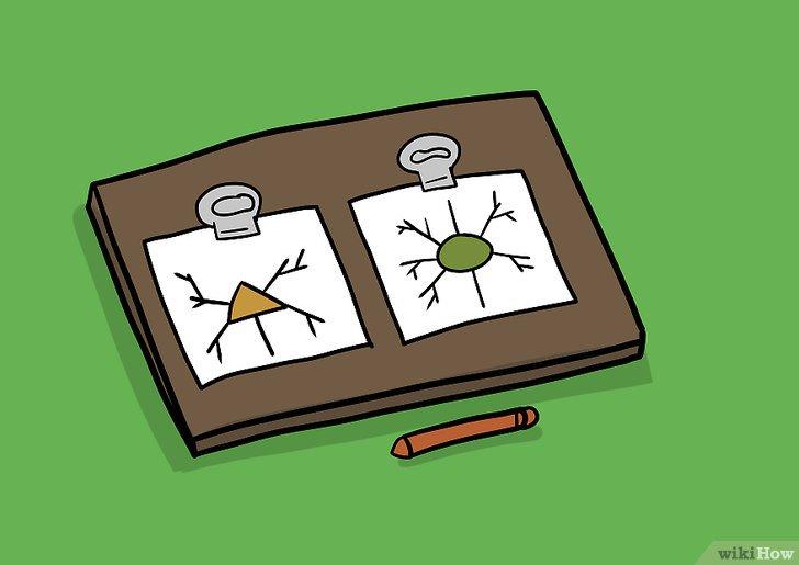 как сделать интеллект карту в word