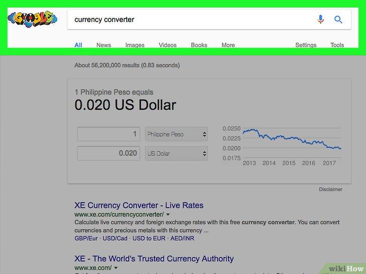 как сделать конвертер валют в excel
