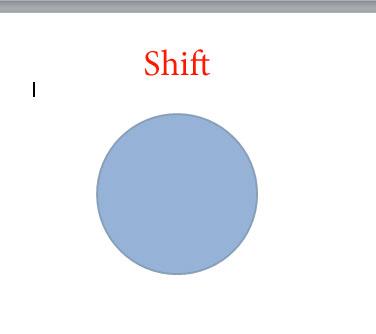 как сделать окружность в microsoft word