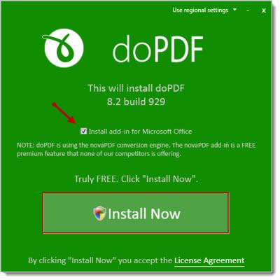 как сделать pdf из word программа