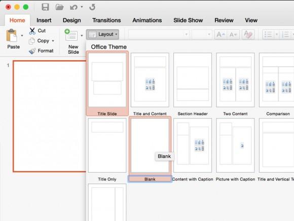 как сделать презентацию резюме в powerpoint