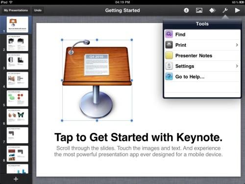 как сделать презентацию в powerpoint на mac