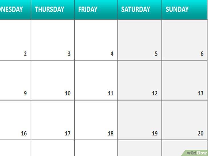 как сделать расписание в powerpoint