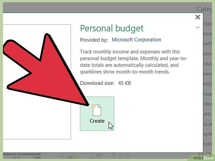 как сделать таблицу учета доходов и расходов в excel