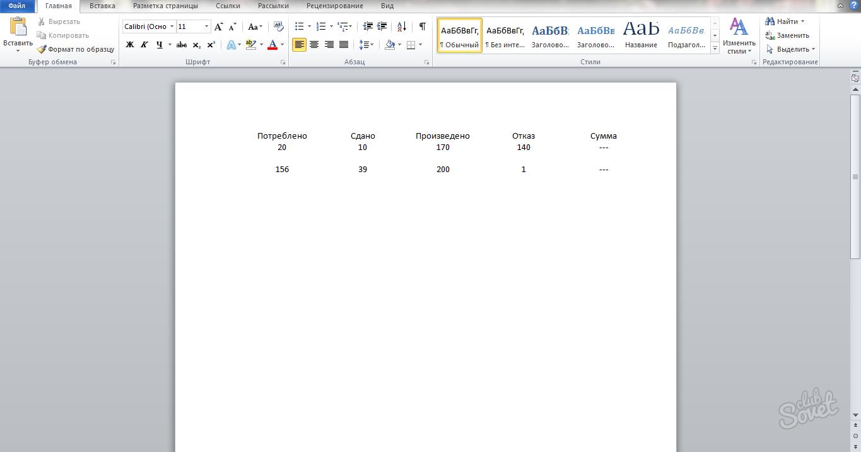 как сделать видимыми линии таблиц в word