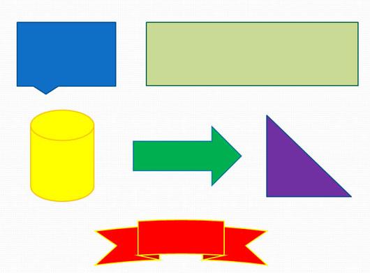 как сделать заливку фигуры в powerpoint