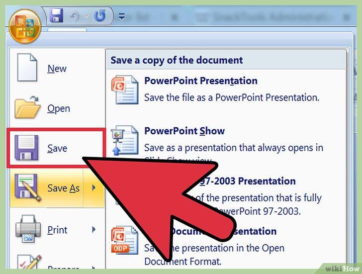 слайд шоу powerpoint как сделать