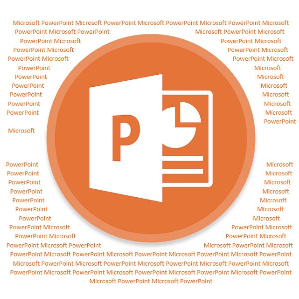 как сделать огибание текста в powerpoint