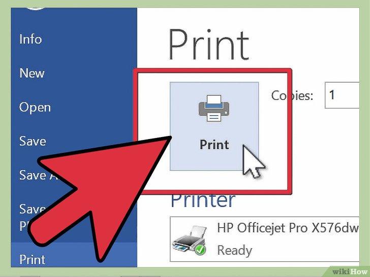 как в word сделать печать с двух сторон